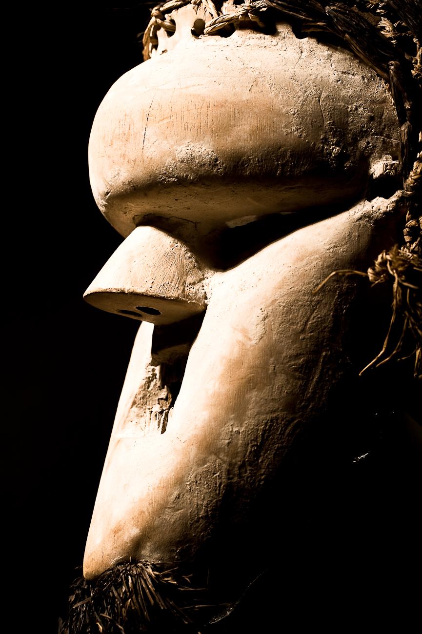 Salampasu - Courtesy of Musée du Masque